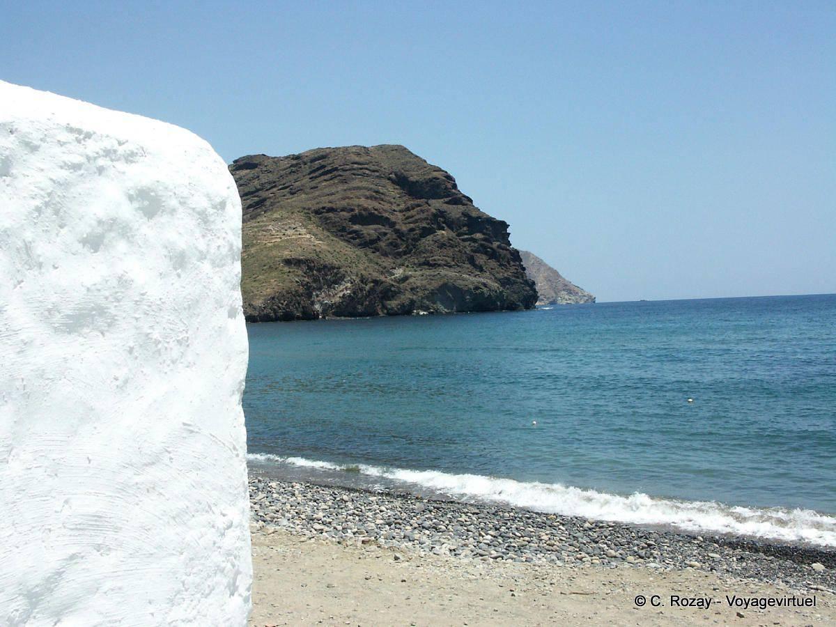 Contrast in cabo de gata spain andalusia for Cabo de gata spain