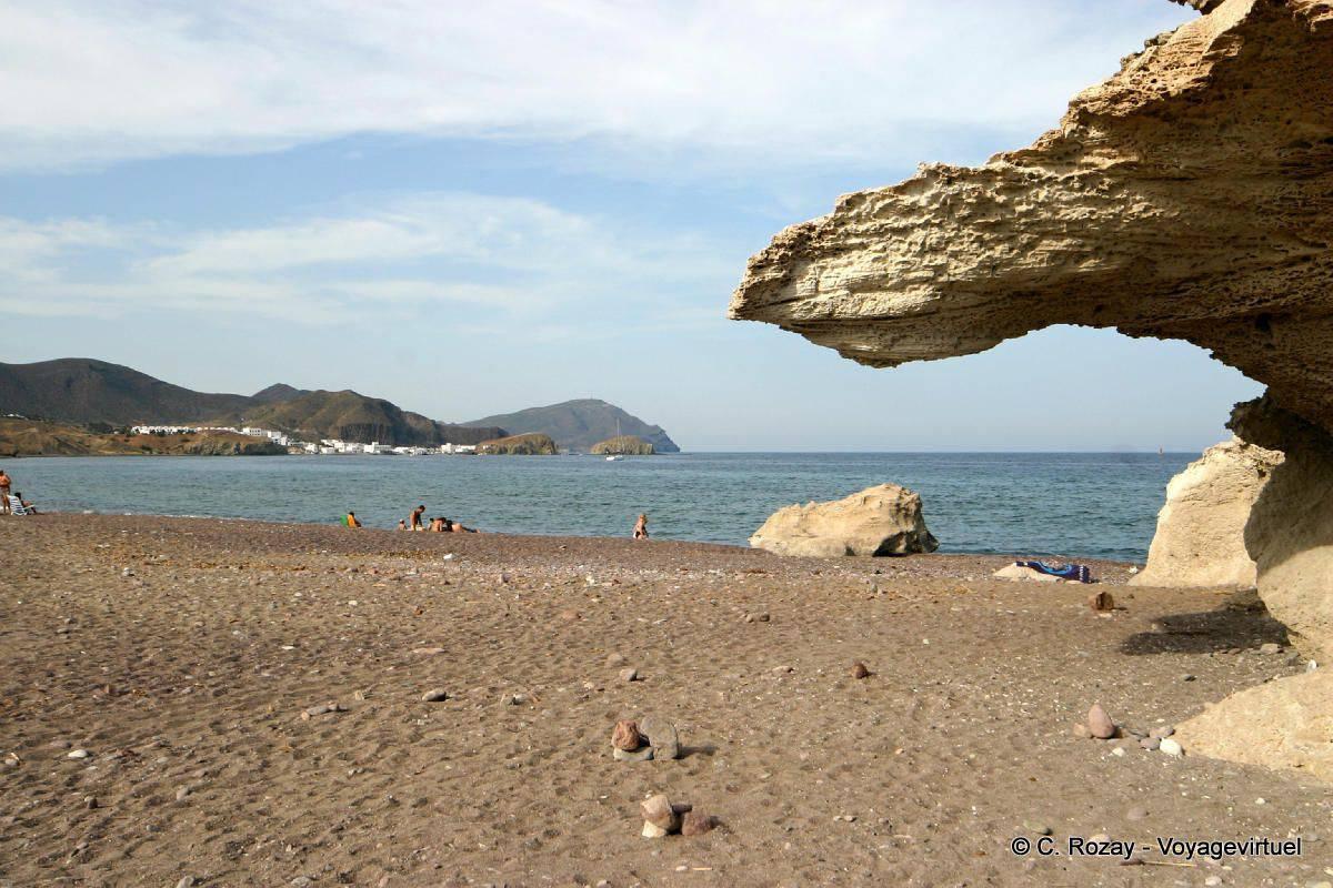 View san jose cabo de gata spain andalusia for Cabo de gata spain