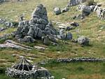 The stone well, Paraje Natural Torcal de Antequera, Vienna - Austria.