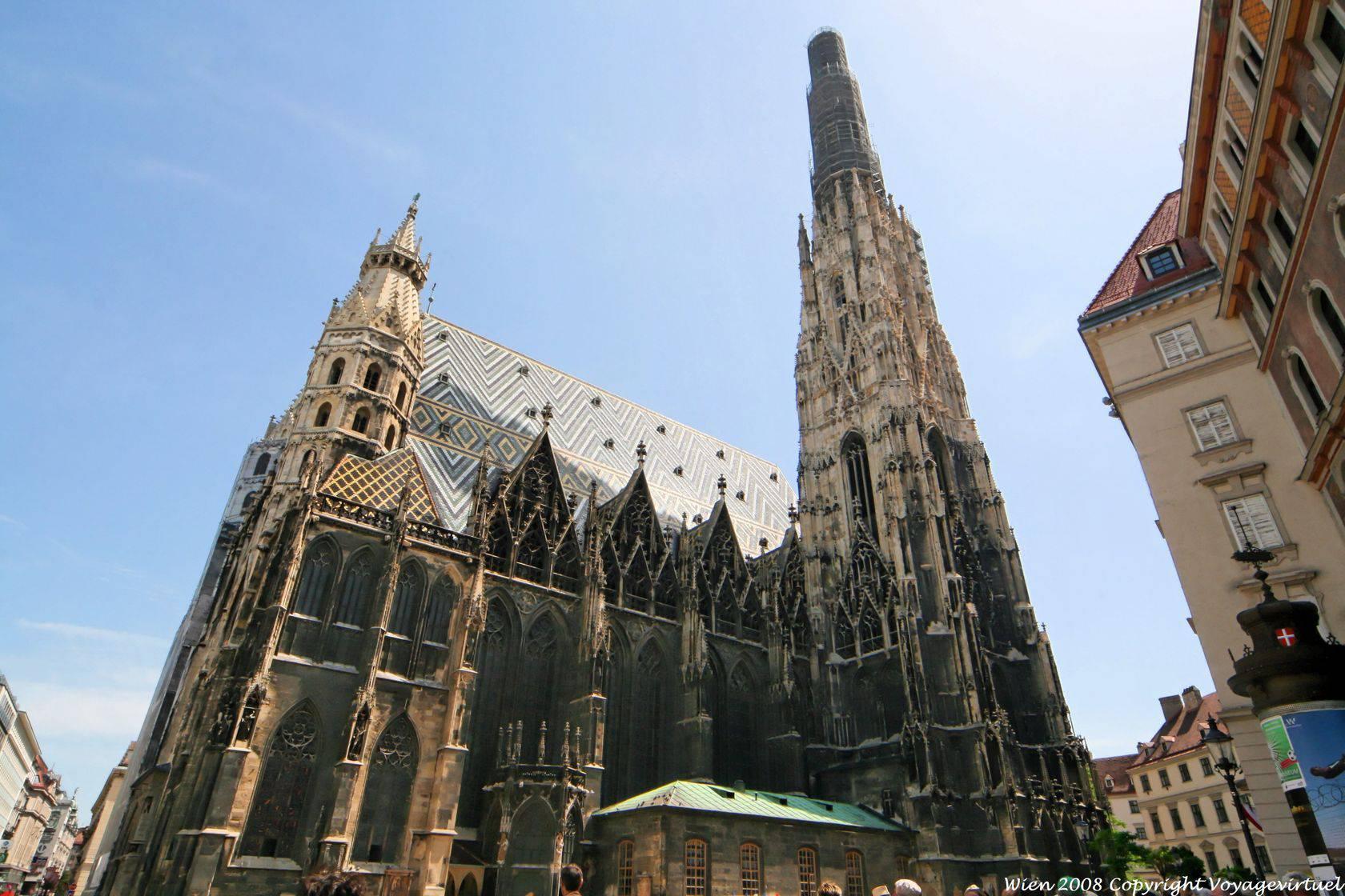 Imagini pentru Viena Stephansdom