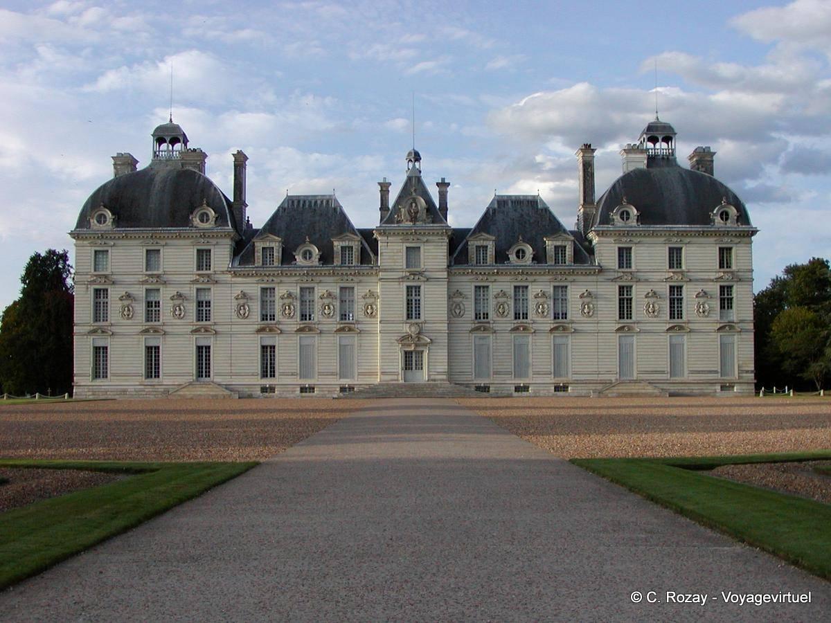 The ch teau de moulinsart cheverny - Le chateau de moulinsart ...