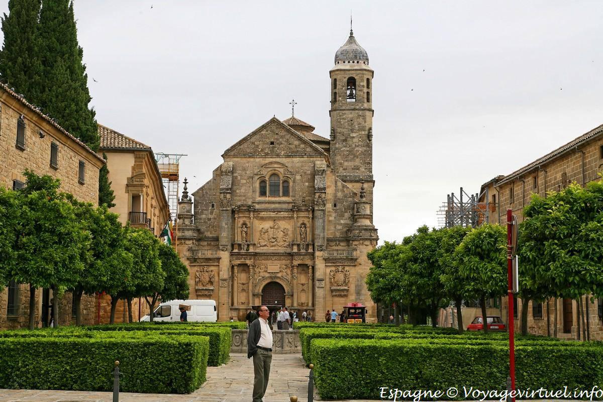 Plaza Vazquez de Molina, Ubeda - Spain