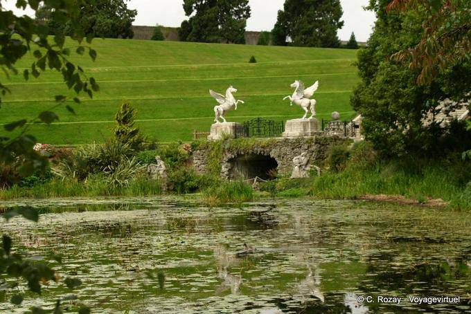 Jardin de Powerscourt, Irlande 5690
