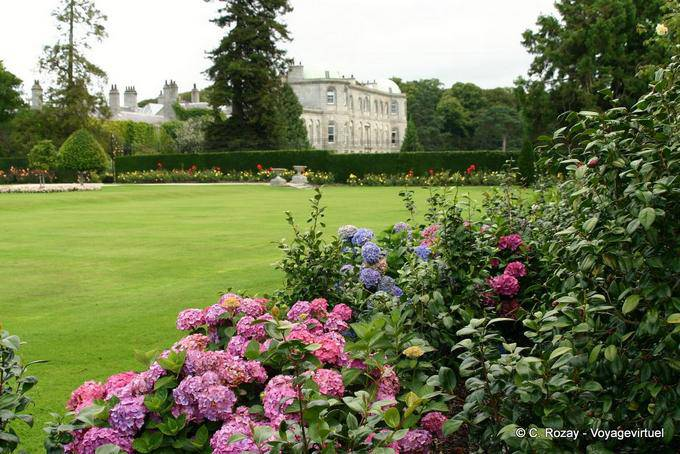 Jardin de Powerscourt, Irlande 5717