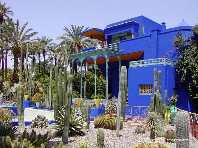 cacti family to the berber museum jardin majorelle. Black Bedroom Furniture Sets. Home Design Ideas