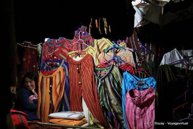 San Cristobal de las Casas, artisanat 7