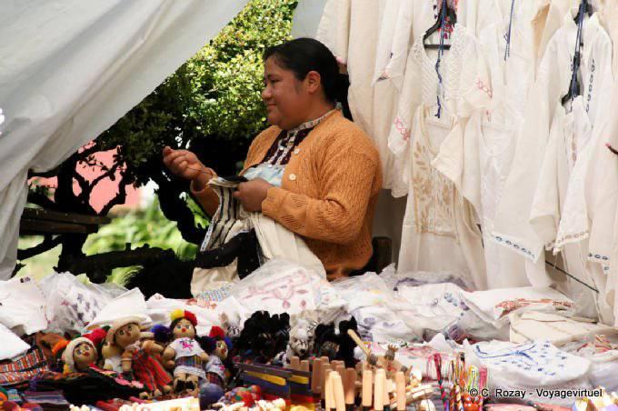 San Cristobal de las Casas, artisanat