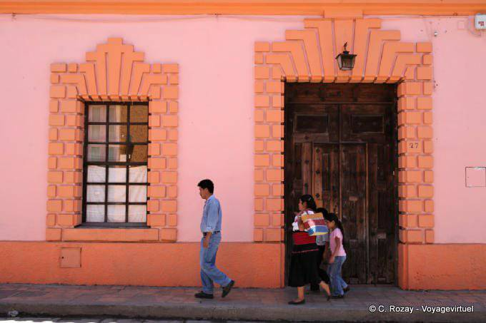 San Cristobal de las Casas, avenida général Utrilla 1