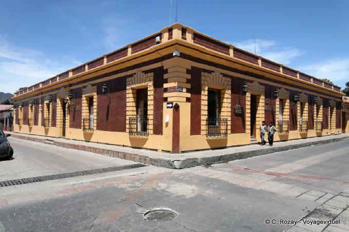 San Cristobal de las Casas, avenida général Utrilla 3