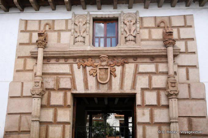 San Cristobal de las Casas, avenida Insurgentes 5