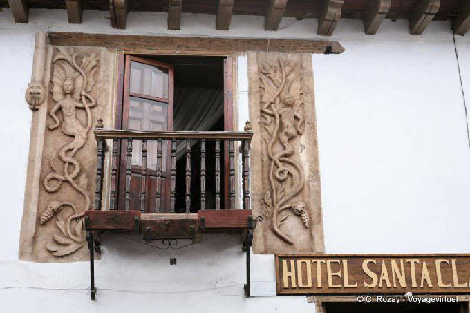 San Cristobal de las Casas, avenida Insurgentes 6