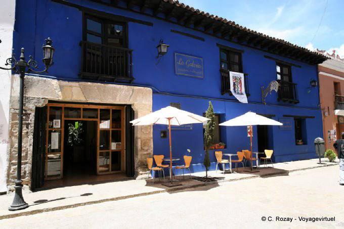 San Cristobal de las Casas, avenida Miguel Hidalgo 2