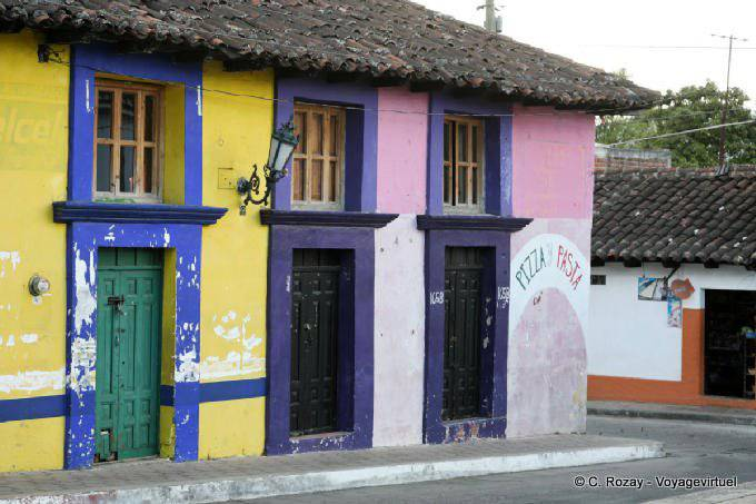 San Cristobal de las Casas, avenida Real de Guadalupe 4