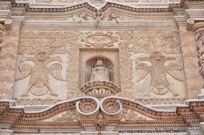 San Cristobal de la Casas, templo Santo Domingo 17