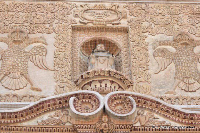 San Cristobal de la Casas, templo Santo Domingo 8
