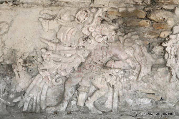Toniná cité maya 127
