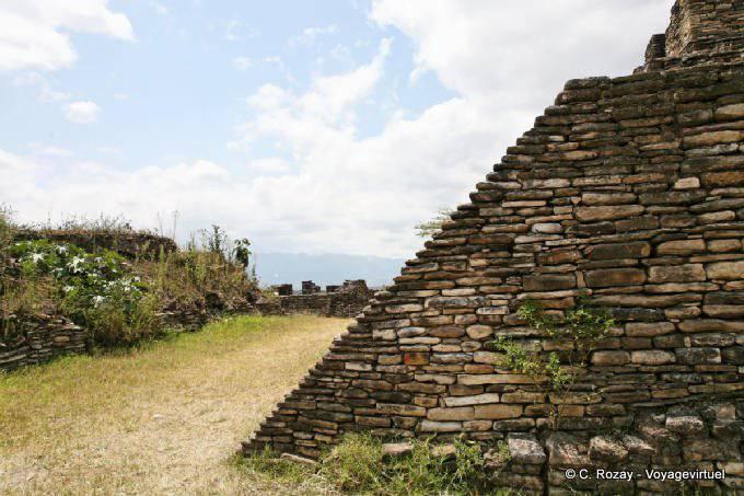 Toniná cité maya 27