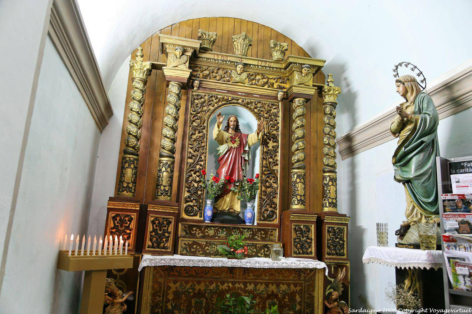 Olbia san paolo apostolo niche chapel sardinia for Large apartment in san paolo
