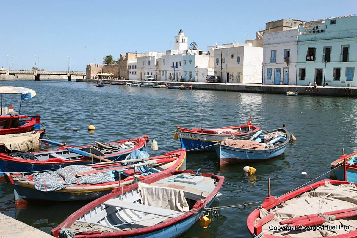 Bizerte Tunisia  city images : Bizerte, the old port Tunisia