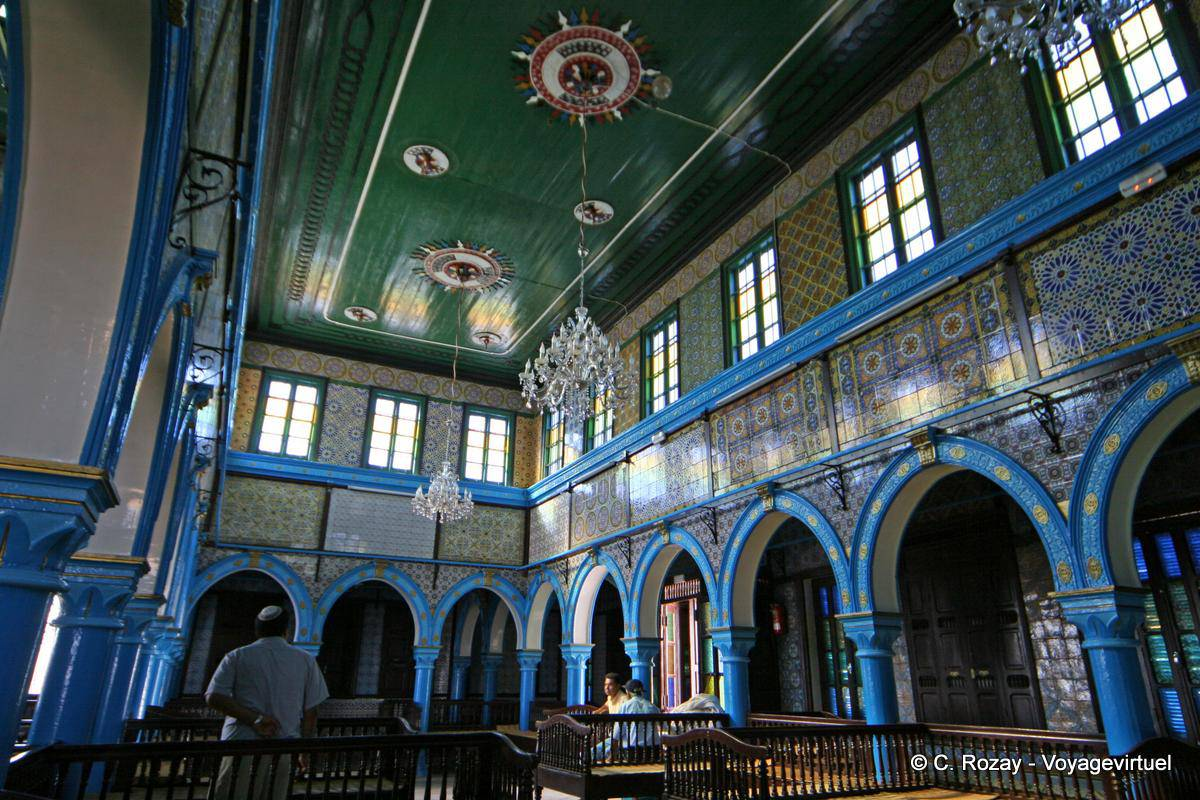 First Room Jewish Synagogue Djerba