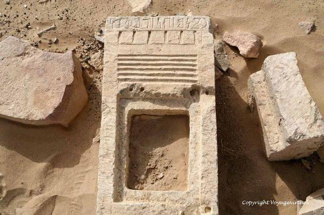Marib Temple Saba 1952