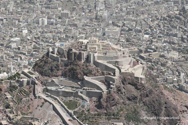 Taez Citadelle 1346